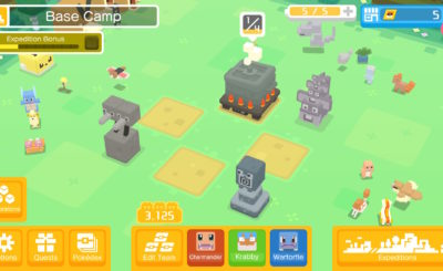Pokemon Quest Header