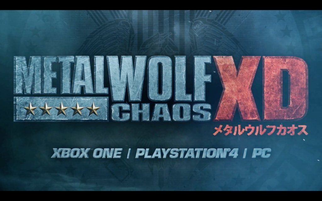Devolver Metal Wolf Chaos XD