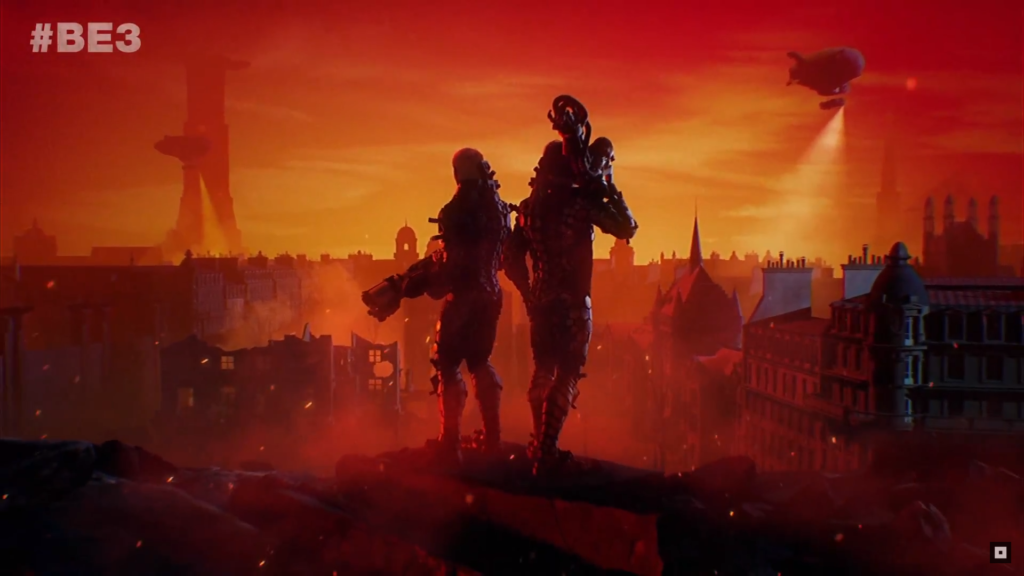 Bethesda E3 Wolfenstein Youngblood