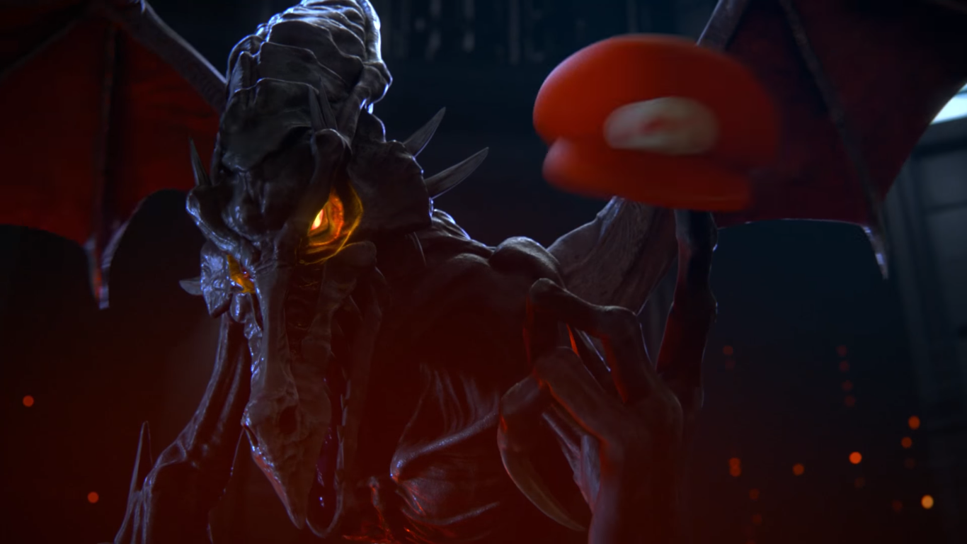 Holy Heck Nintendo Told Us A Lot About Super Smash Brothers