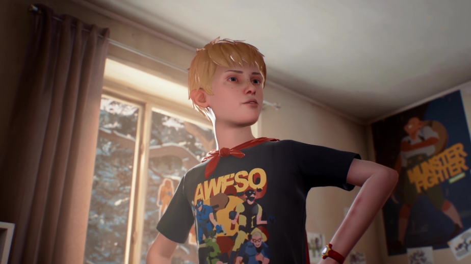 Square Enix The Awesome Adventures of Captain Spirit