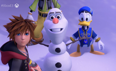 Microsoft Kingdom Hearts 3