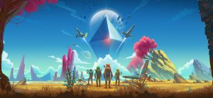 No Man's Sky broadens its horizons with new update