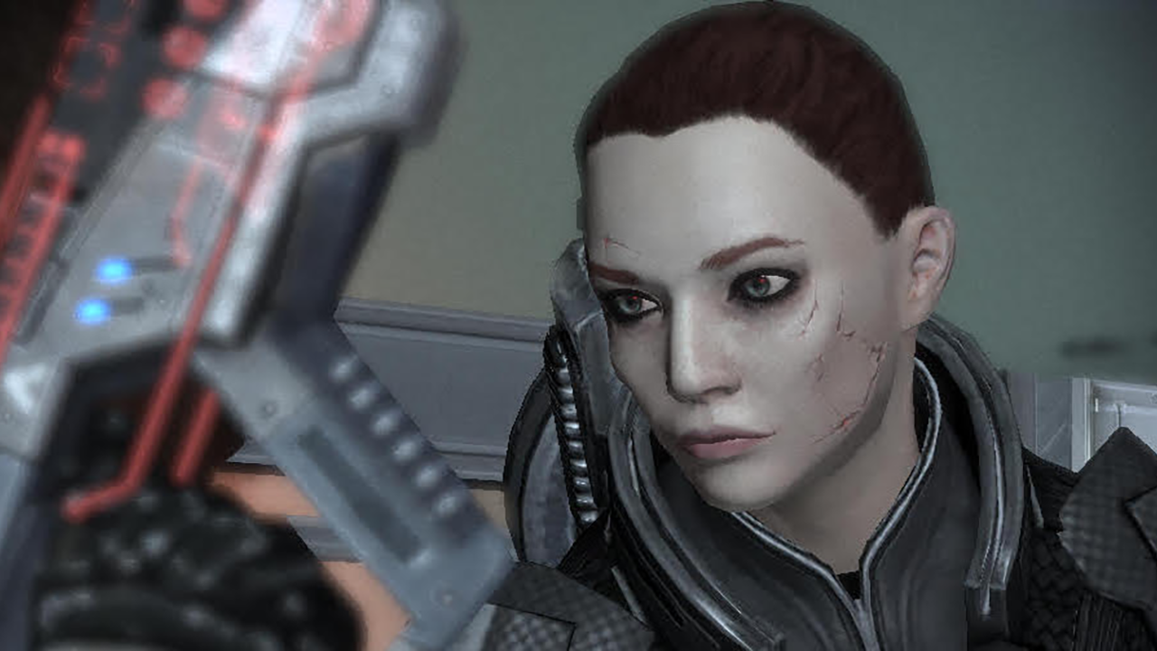 Learning To Love My Scars With Commander Shepard Autosave Tv
