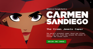 Google Earth Promotes Netflix Carmen Sandiego By Turning The Workday Browser Into A Gumshoe