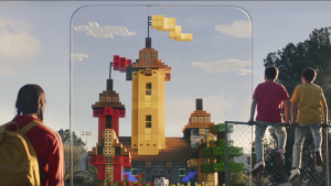Minecraft Earth Brings an AR Experience to Your Phones This Summer