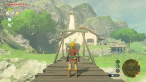 Buying a House in Breath of the Wild